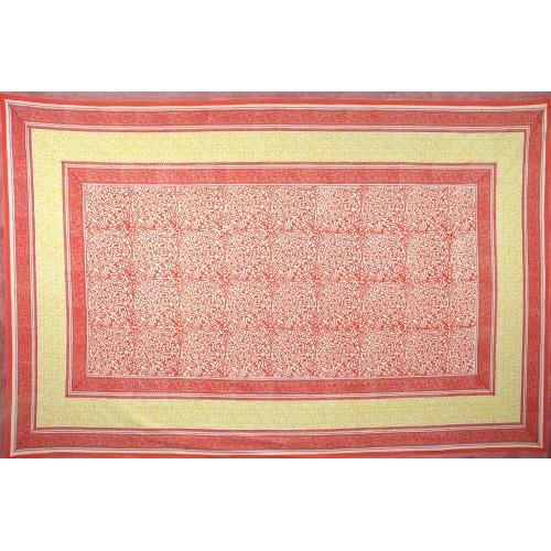 Tapestry Twin Size Persian Salmon