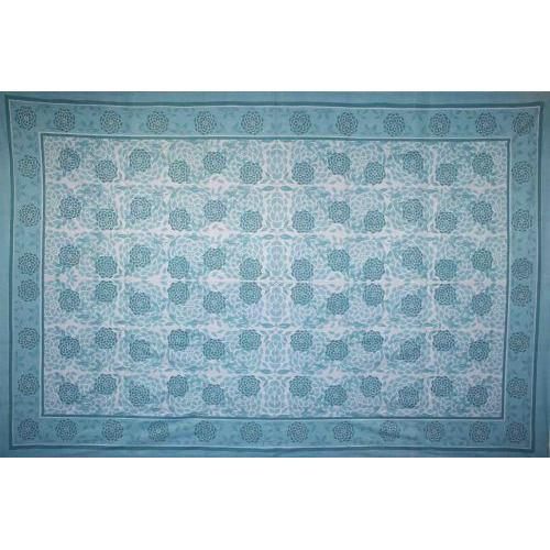 Tapestry Queen Size Lazy Daisy Blue