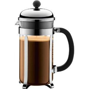 Coffee Maker French Press Chambord 3cup 12oz Glass Small