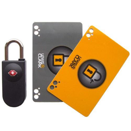 No Fuss Keycard Lock
