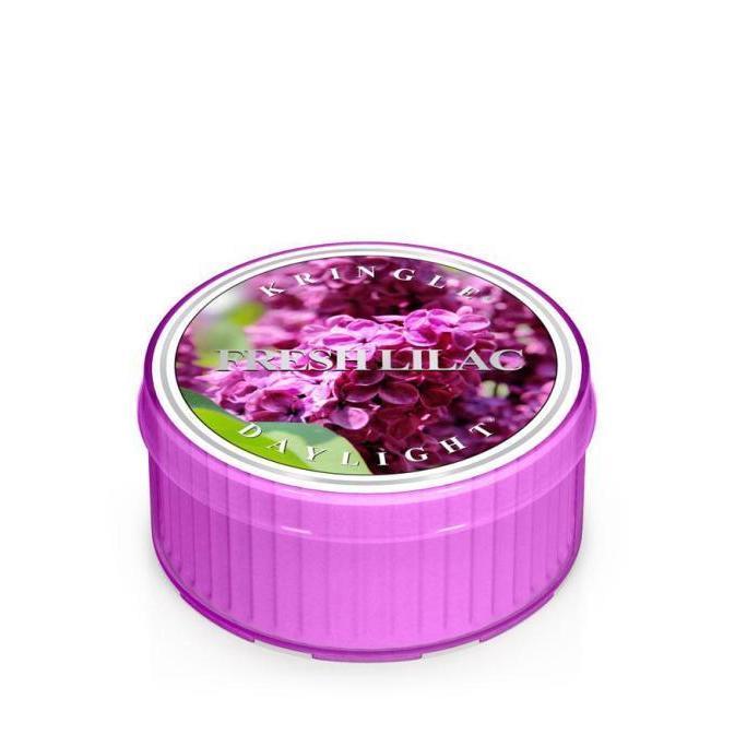 Daylight Candle Fresh Lilac