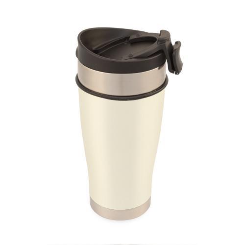 Travel Mug 16 Oz. Pearl