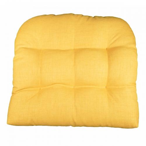 Chair Pad 15d X 17w Rave Gold