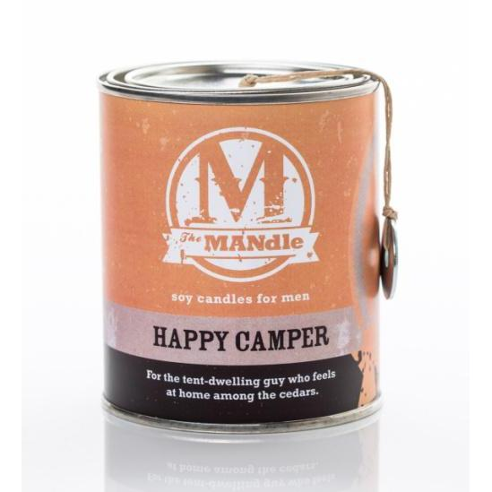 The Mandle Happy Camper Candle