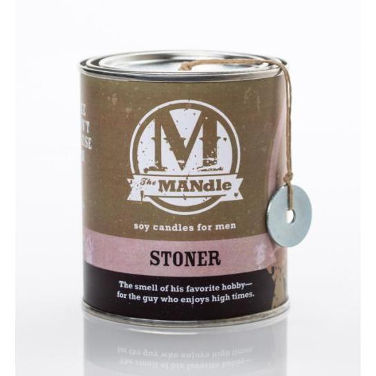 The Mandle Stoner Candle