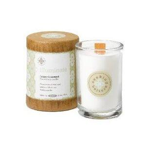 Seeking Balance Jar Candle Illuminate - Juniper And Rosewood