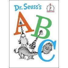 Dr. Seuss Book Abc 6.5x9