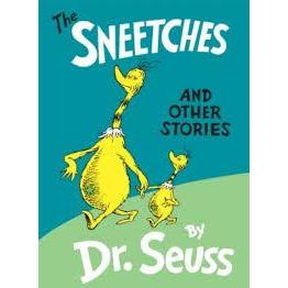 Dr. Seuss Book Sneetches And Other Stories