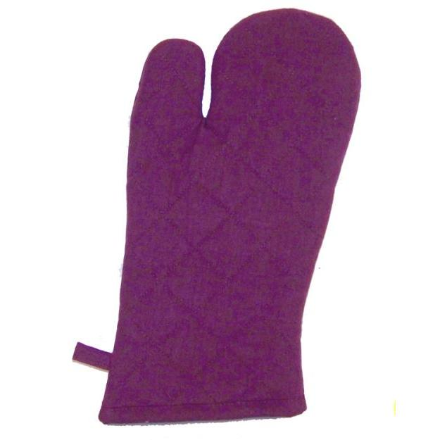 Oven Mitt Purple