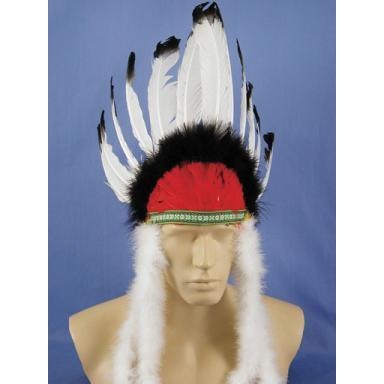 Accessory - Headpiece - Native American Headress
