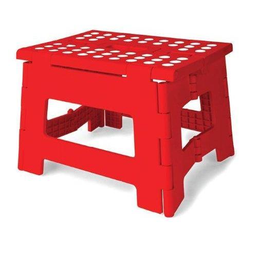 Rhino® Ii Step Stool - Red