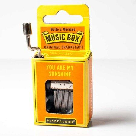 Music Box - You Are My Sunshine