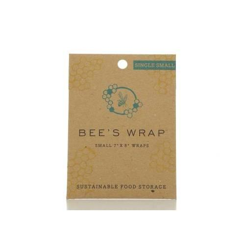Food Saver Wax Bees Wrap Single 07x08in Small