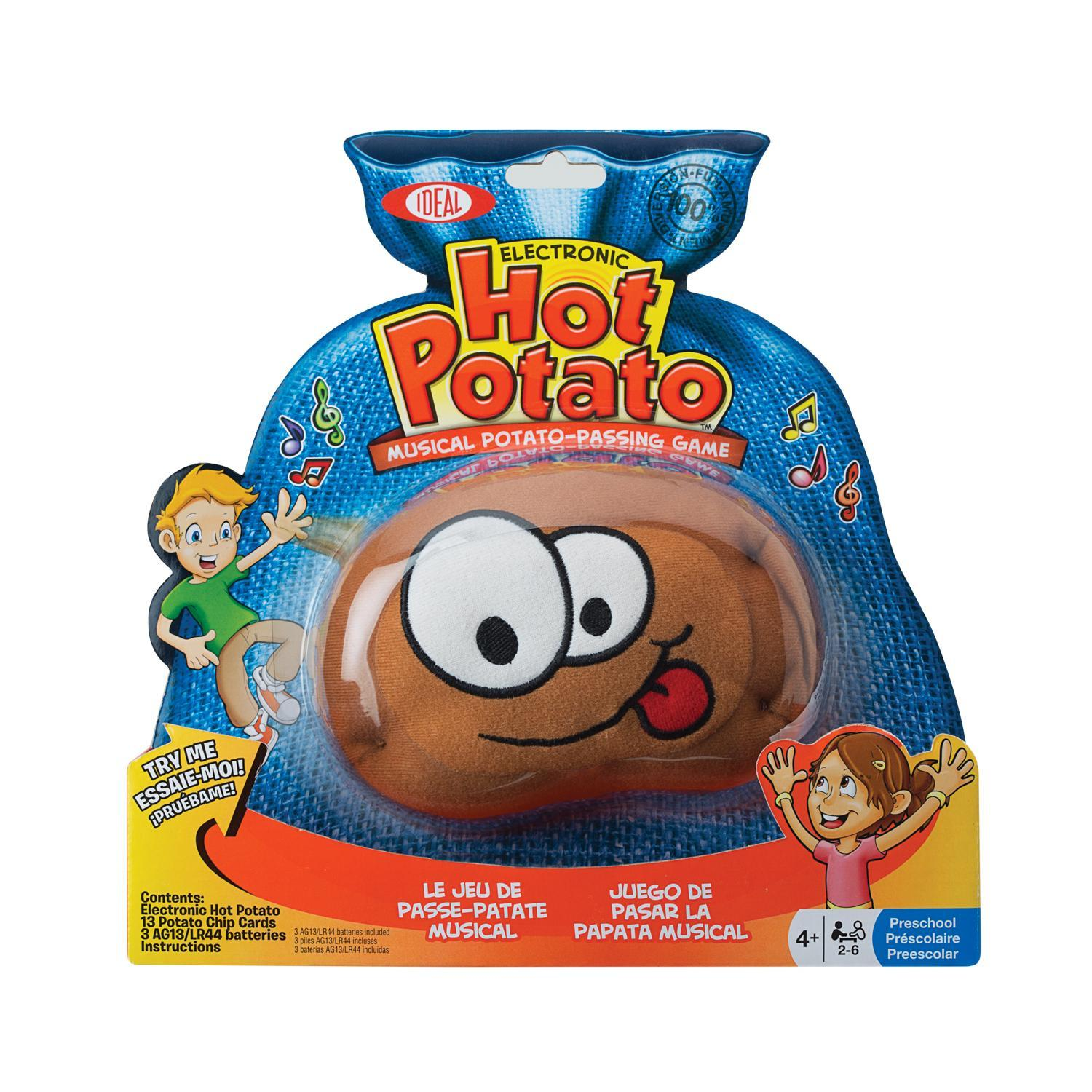Electronic Hot Potato Game