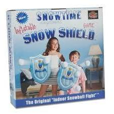 Snowtime Inflatable Snow Shields