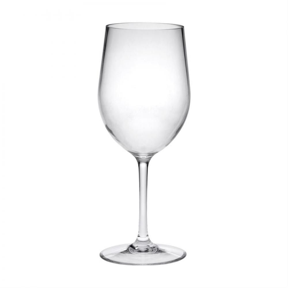 Acrylic Drinkware Unbreakable Tritan Copolyester Wine Goblet Small