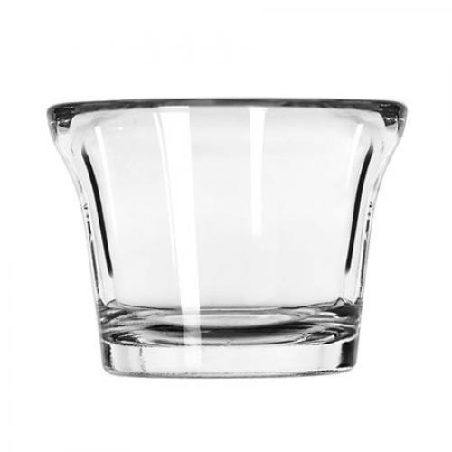 Candle Holder Votive Oyster Cocktail 2.5oz