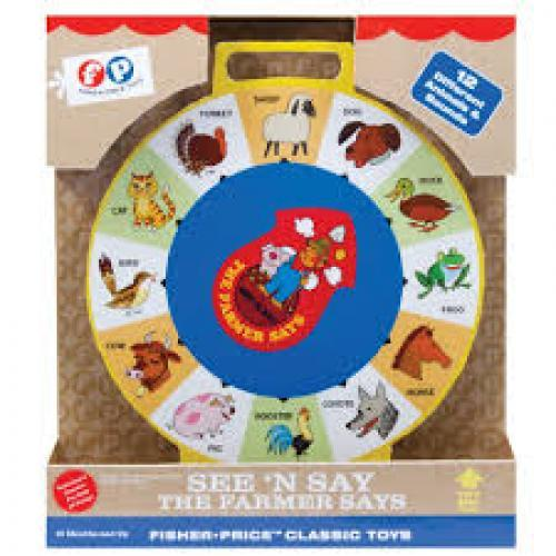 Fisher Price See N\' Say
