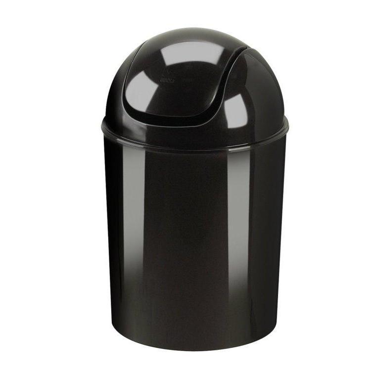 Mini Can Matte 5 L (1.25 Gal) Black