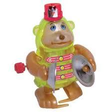 Monkey With Cymbals Tucker Wind Up