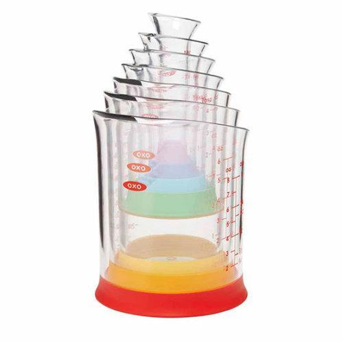 Measuring Beaker Liquid 7 Size Set