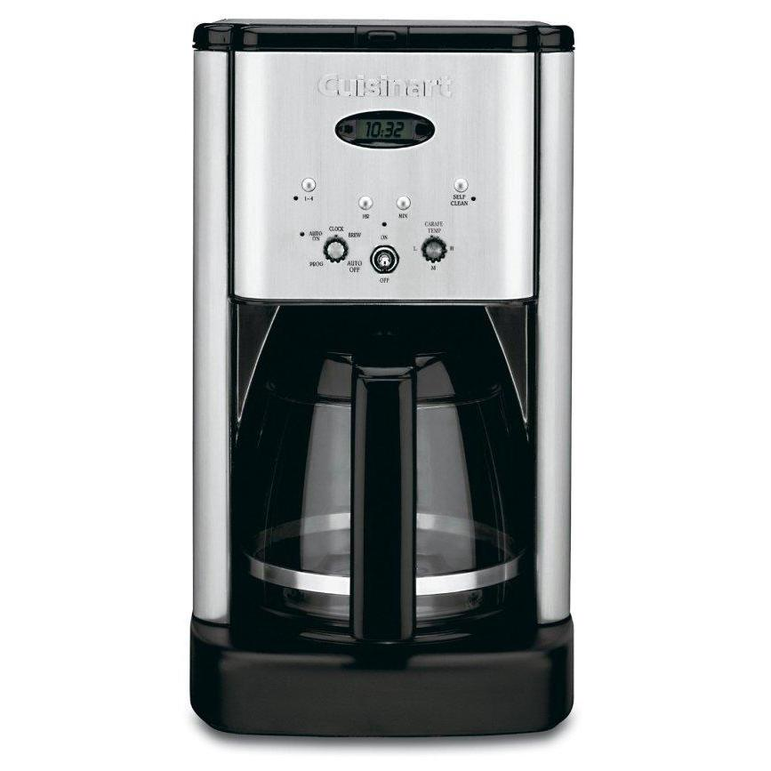 Electric Coffee Maker Brew Central 12cup