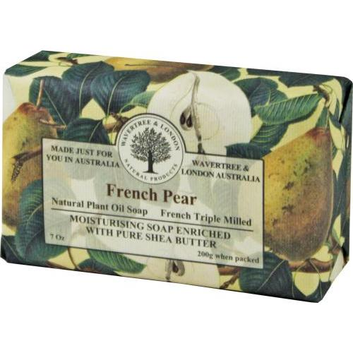 Wrapped Soap French Pear