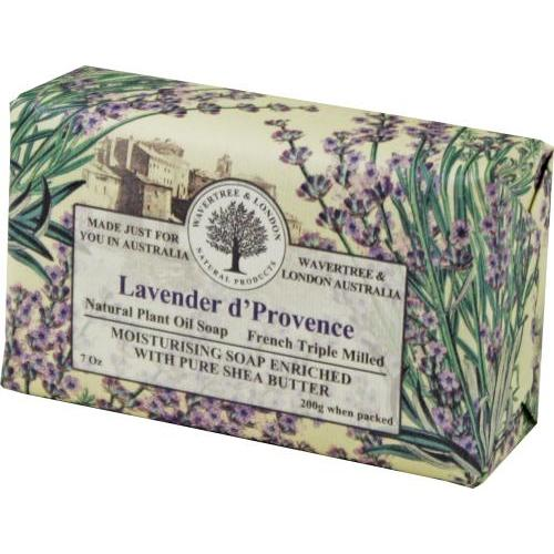 Wrapped Soap Lavender D\'provence