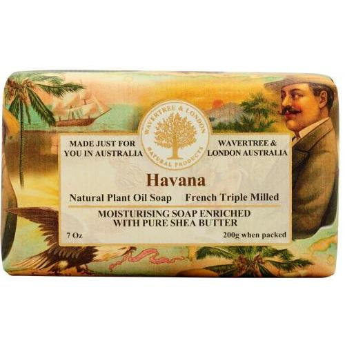 Wrapped Soap Havana