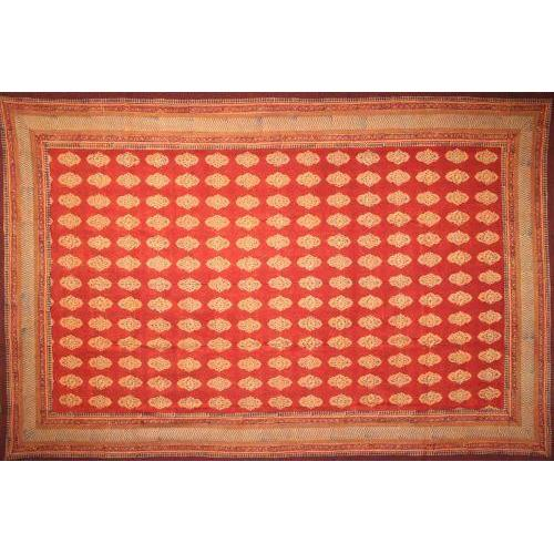 Tapestry Twin Size Kensington Red