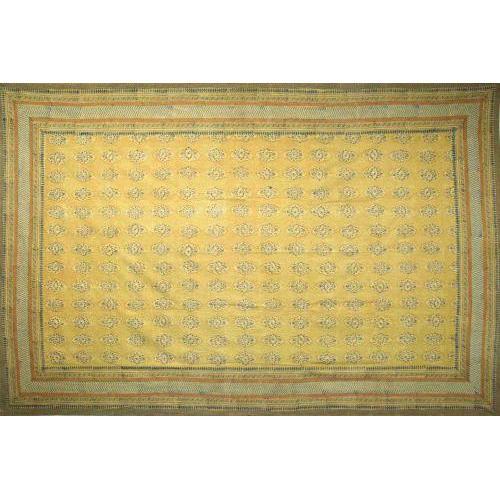 Tapestry Twin Size Kensington Mustard
