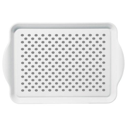 Serving Tray Vinyl Non-skid White