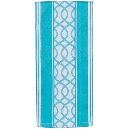 Tea Towel Necessities Turquoise