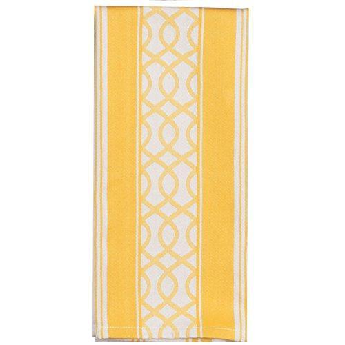 Tea Towel Necessities Yellow Rose