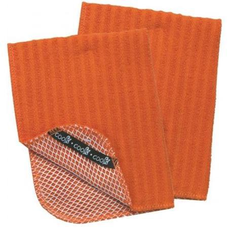 2pc Scrub Orange