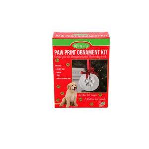 Christmas - Ornament - Kit Paw Print