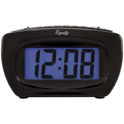 Alarm Clock Super-loud Digital Lcd Display