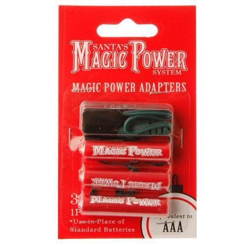 Lights Magic Power 3-aaa Ada
