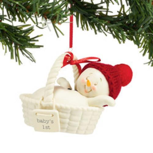 Ornament - Snowpinions - Snow Baby\'s First