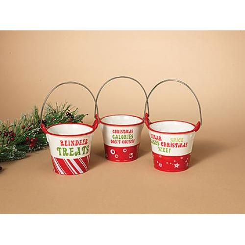 Christmas - Holiday Container Dolomite