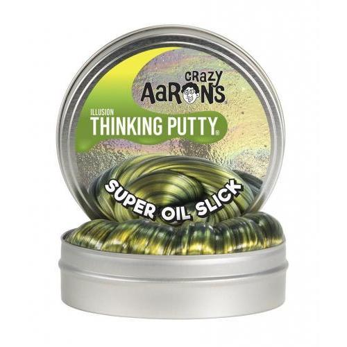 Thinking Putty 4in Super Illusions Oil Slick