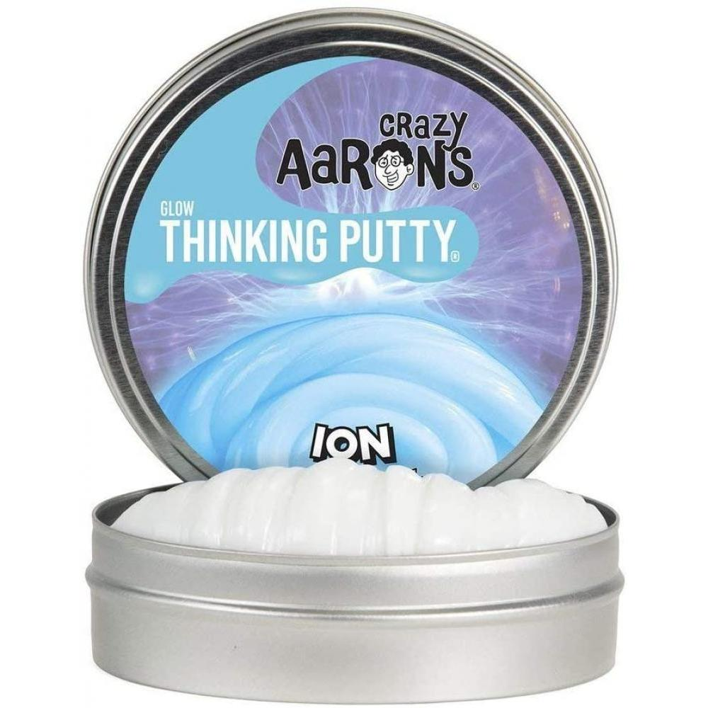 Thinking Putty 4in Glow In The Dark  Ion