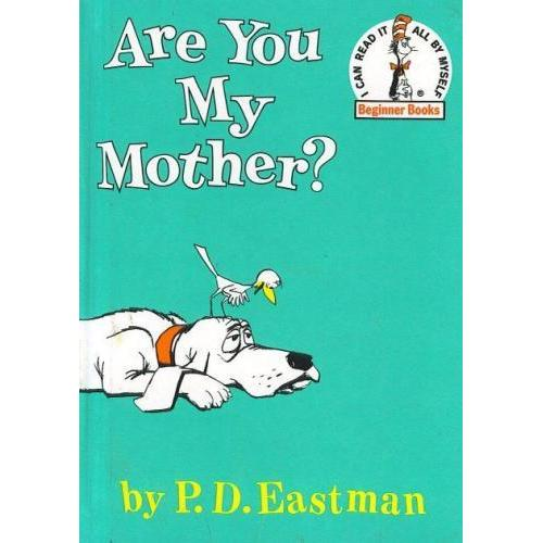 Dr. Seuss Book Are You My Mother? (4x5 Board Book)