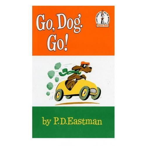 Dr. Seuss Book Go, Dog. Go!