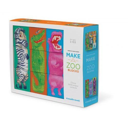 Puzzle Blocks Make A Zoo