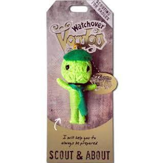 Watchover Voo Doo Doll Scout & About