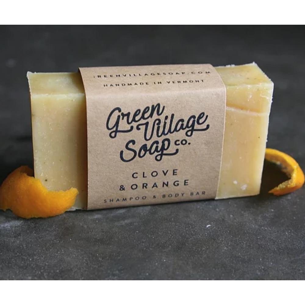 Shampoo- Clove And Orange