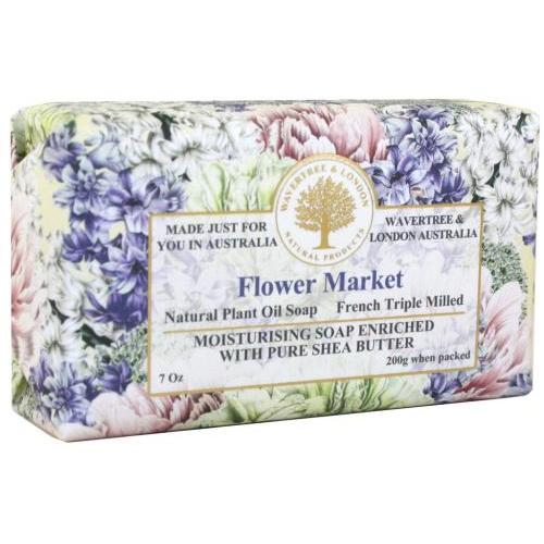 Wrapped Soap Flower Market