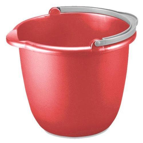 Pail 14 Qt Spout Red