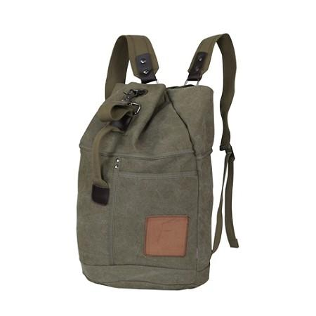 Canvas Sailor Duffel Army